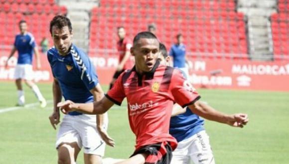 Bryan, de 23 años, internacional en las categorías inferiores de la selección del Perú, debutó en el primer equipo del Mallorca en la temporada 2017-2018. (Instagram)