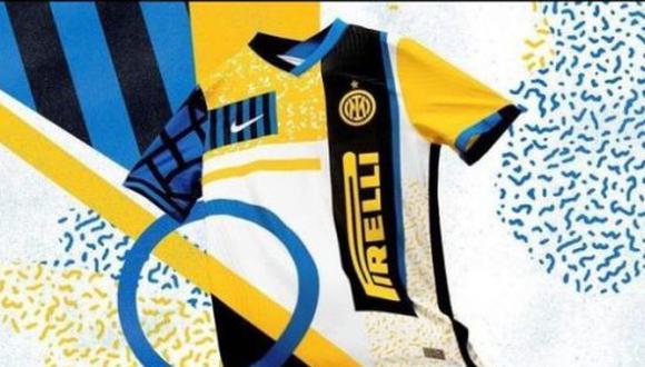 Inter de Milán presentó su nueva camiseta el pasado 7 de abril. (Foto: Captura/Inter de Milán)
