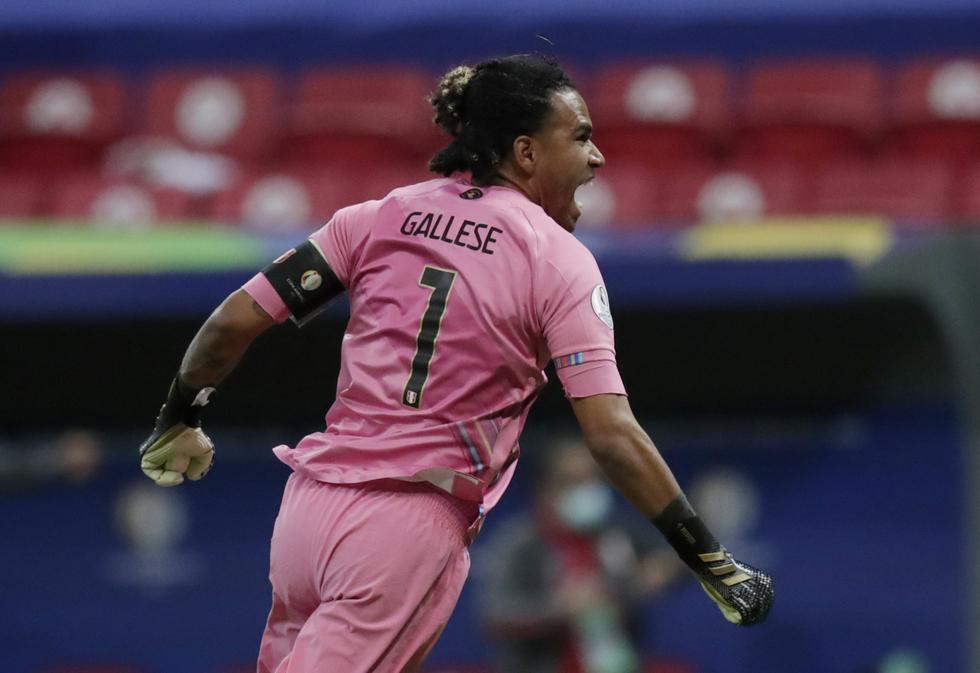 Pedro Gallese: 3 millones de euros. (Foto: REUTERS/Ueslei Marcelino)