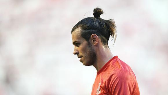 Gareth Bale llegó al Real Madrid procedente de Tottenham Suprs. (Getty)