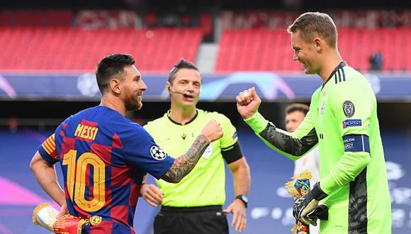 Barcelona y Bayern Munich juegan este martes por la fecha 1 de la Champions League. (Getty)