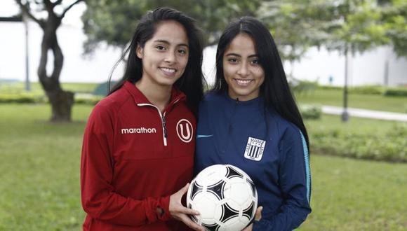 Clubes peruanos conmemoraron el Día Internacional de la Mujer. (Foto: GEC)