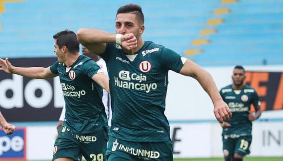 Luis Urruti tiene dos goles en la temporada 2021. (Foto: Liga de Fútbol Profesional)