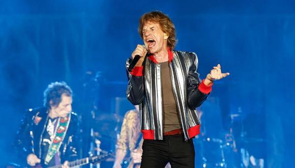 """Mick Jagger, Steve Jordan y Keith Richards, de los Rolling Stones, iniciaron su gira """"No Filter"""" este 26 de setiembre. (Foto: AFP)"""