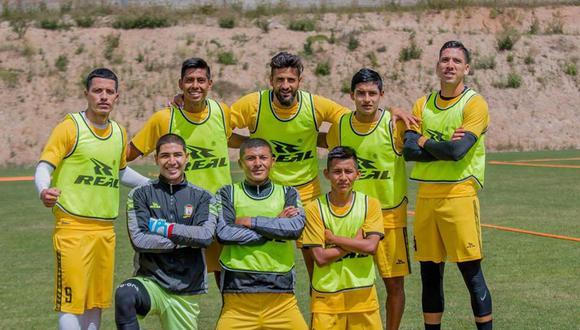 Ayacucho FC tenía planificado entrenar este domingo. (Foto: Ayacucho FC)