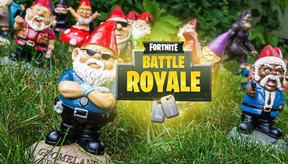 Fortnite Battle Royale (Foto: Internet)
