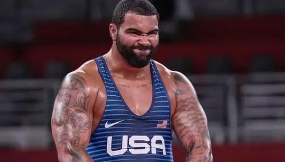 Gable Steveson, oro olímpico en lucha libre, fue movido a RAW tras el Draft 2021