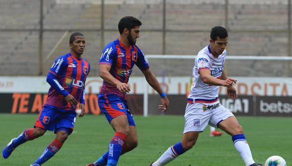 Mannucci 1-1 Alianza Universidad, por la fecha 11 de la Fase 2 (Foto: Liga 1)