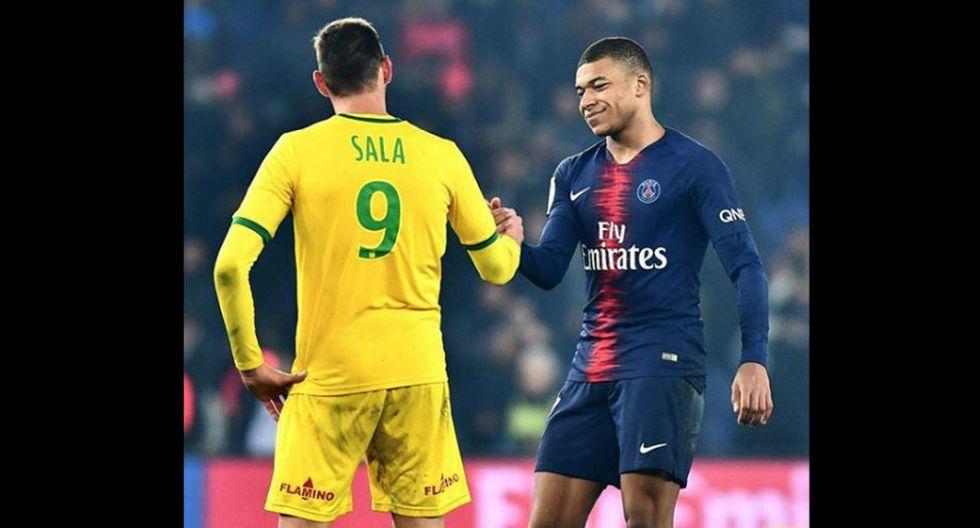 El Nantes ha confirmado que postergará su partido de la Copa Francia luego de conocerse la desaparición del argentino Emiliano Sala. (Instagram Sala)