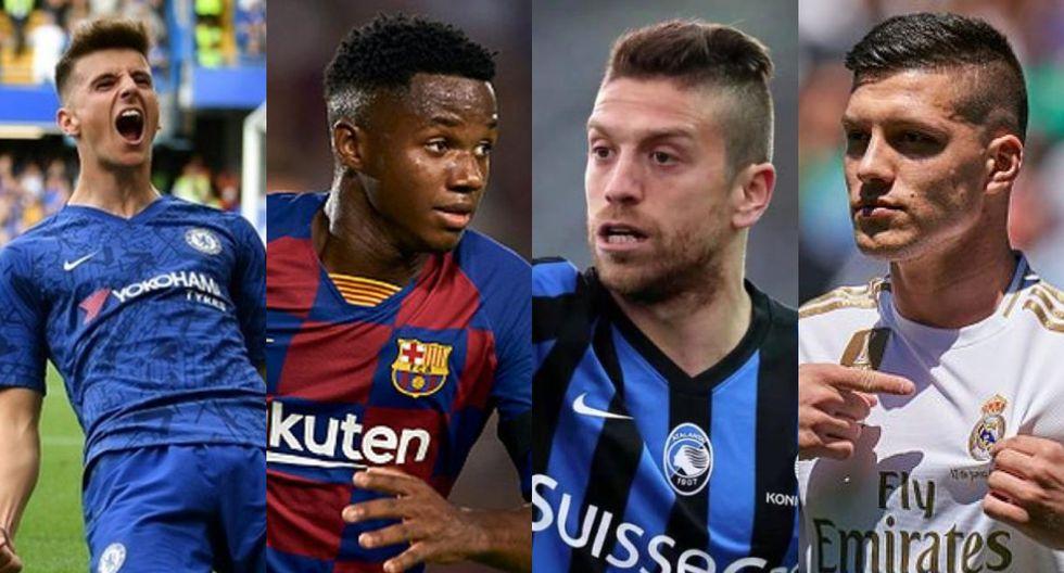 ¡El futuro es hoy, señores! Los 15 debutantes a seguir en la Champions League 2019-20 con Ansu Fati [FOTOS]