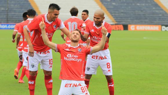 Con triplete de Danilo Carando, tras dos asistencias de Raziel García, Cienciano se impusó a Sport Boys y comparte la cima con Melgar por la diferencia de goles. (Liga 1)