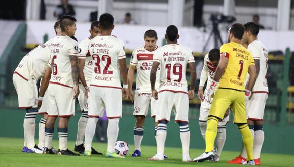 Universitario se medirá este sábado con Alianza Atlético. (Foto: prensa 'U')
