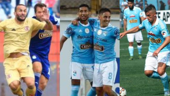 Así fue el arranque de Sporting Cristal en las últimas cinco temporadas (Foto: GEC / Liga 1)