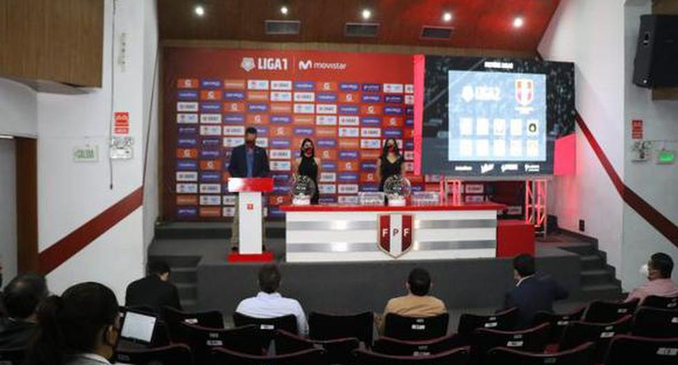 ▶GOLPERU EN VIVO | Ver aquí el sorteo del Fixture de la Liga 1 de 2021