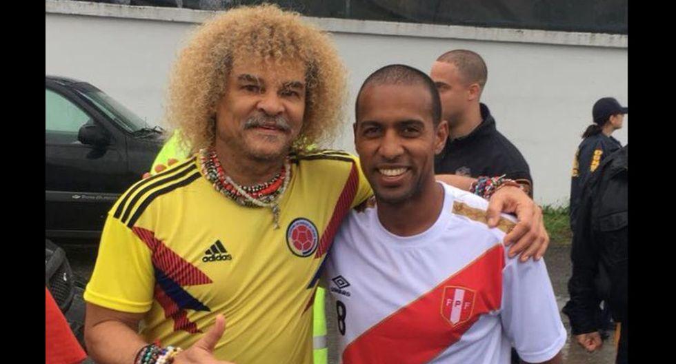 Erick Delgado participó de partido de exhibición en Estados Unidos. (Edson Uribe)