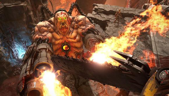 """Juegos online: """"Doom Eternal"""" está con descuento especial en Steam"""
