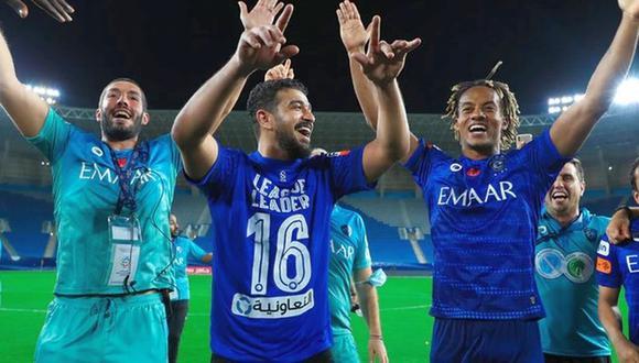 Carrillo disputará la Liga de Campeones Asiática con Al-Hilal (Foto: Agencias)