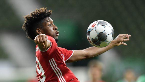 FIFA 20 estrena carta Objectives de Kingsley Coman en Ultimate Team (AFP)