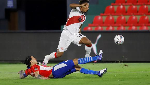 Perú y Paraguay jugarán por los cuartos de final de la Copa América (Foto: EFE)