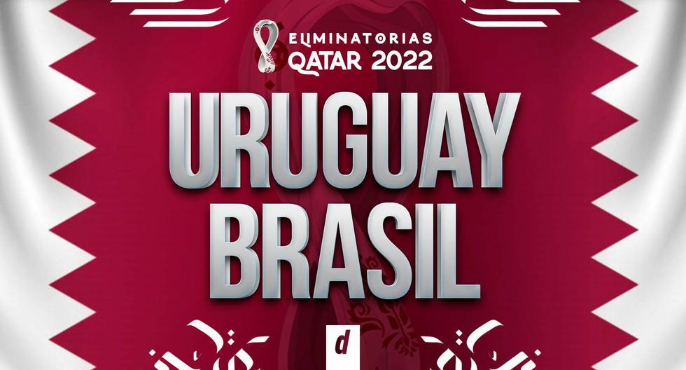 AQUÍ Brasil vs. Uruguay EN VIVO EN DIRECTO ONLINE por Movistar Deportes, GOLTV y VTV por las Eliminatorias Qatar 2022: minuto a minuto y transmisión del partido en Montevideo   FUTBOL-INTERNACIONAL   DEPOR