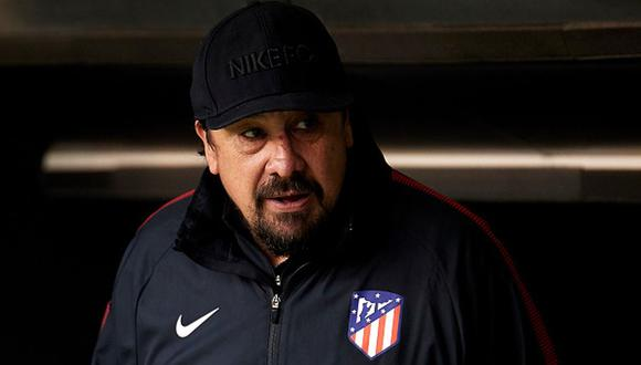 Germán Burgos dio una advertencia al Atlético de Madrid sobre la jerarquía de Real Madrid. (Foto: Getty Images)