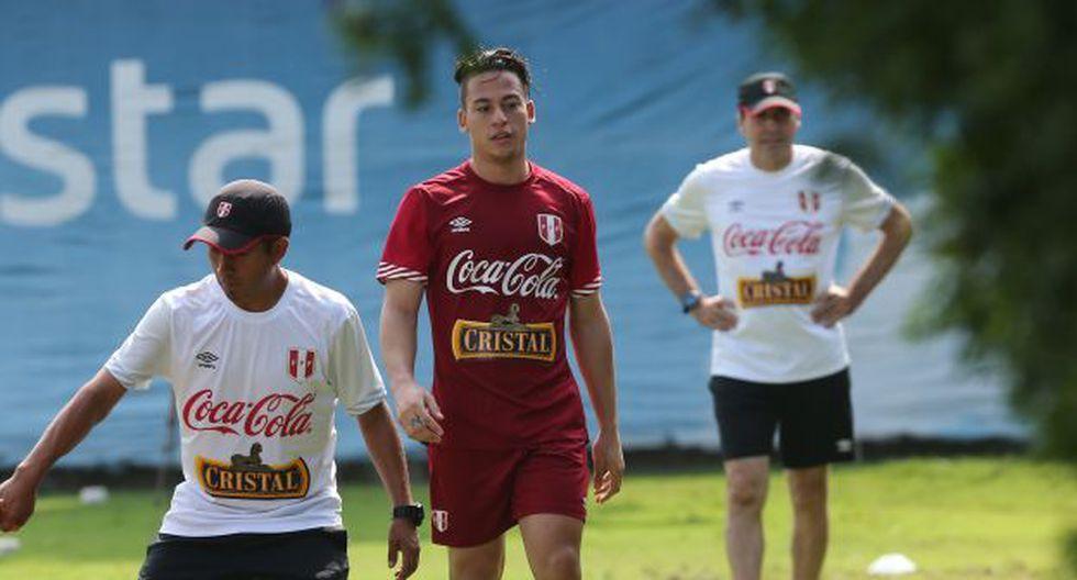 Selección Peruana: ¿a qué fue Cristian Benavente a la Videna?