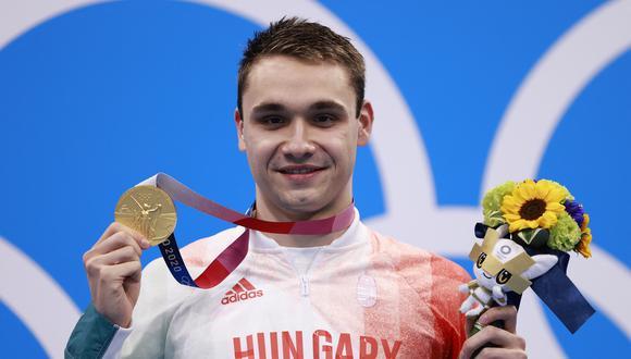 El título de Milak era previsible desde que impresionó en el Mundial de Gwangju-2019. (Foto: AFP)