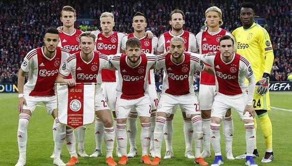 Ajax perdería a otro de sus pilares por el interés del Barcelona. (Foto: Getty)