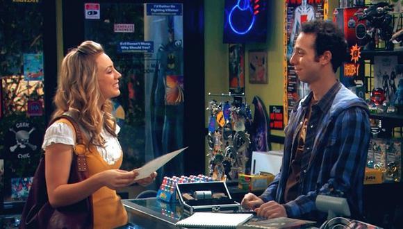 "¿Por qué Penny salió con Stuart en ""The Big Bang Theory""? (Foto: CBS)"