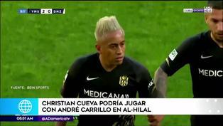Christian Cueva podría jugar en Al Hilal, señalan desde Turquía