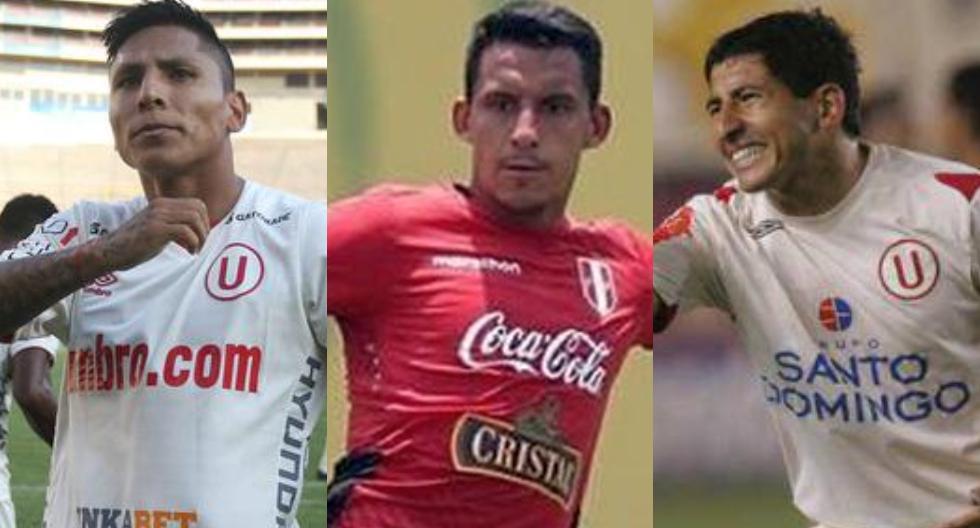 Los delanteros nacionales que pasaron por Universitario. (Foto: GEC)