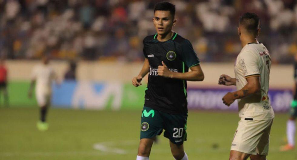 Selección Peruana   Luis Acuy (Foto: GEC)
