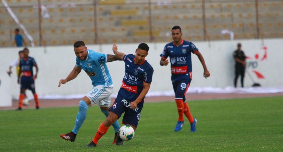 Sporting Cristal y César Vallejo se midieron por la Fecha 5 de la Liga 1. (Foto: Celso Roldán)
