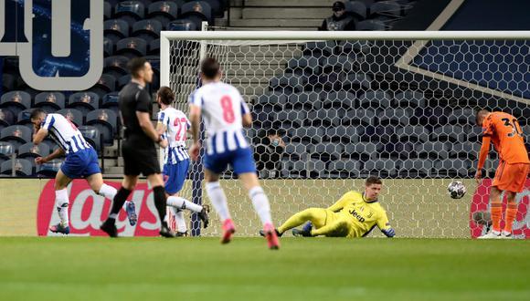 Porto vs. Juventus por los octavos de final de la UEFA Champions League. (Foto: AP)