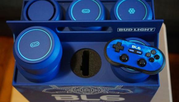 Crean consola que enfría cerveza: así funciona BL6. (Foto: Difusión)