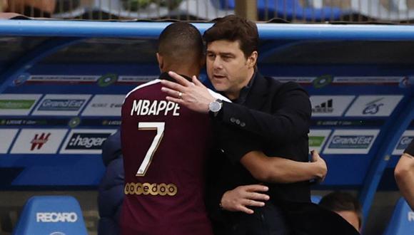 Kylian Mbappé tiene contrato con el PSG hasta el verano de 2022. (Foto: Reuters)