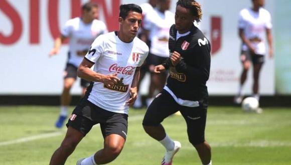 Alex Valera estuvo en el primer microciclo del año con la Selección Peruana (Foto: FPF)
