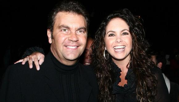 Lucero y Mijares se casaron en 1997 y luego de su separación aún mantienen una amistad