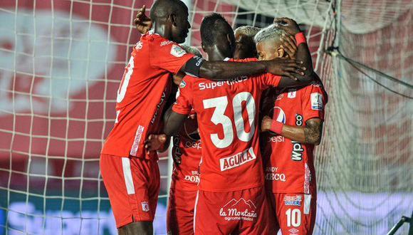 América de Cali  se quedó con el título de la Primera División de Colombia. (Foto: Twitter)