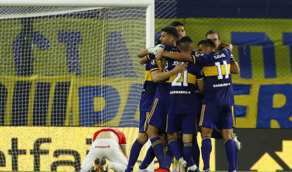 Boca Juniors - Argentina. (Foto: AFP)