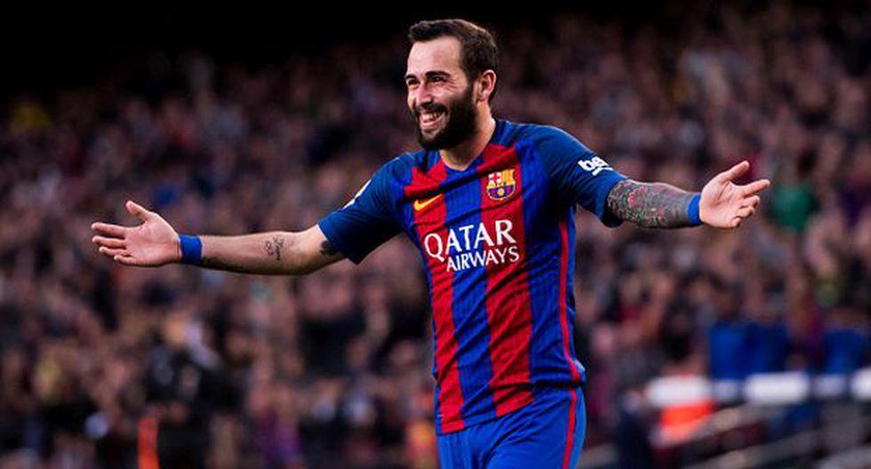 Aleix Vidal llegó el Barcelona procedente del Sevilla. (Getty Images)