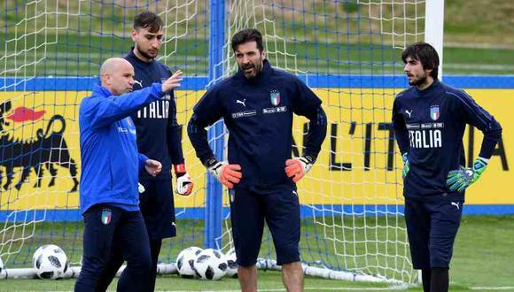 Raiola dura contra Italia (Foto: Getty Images).