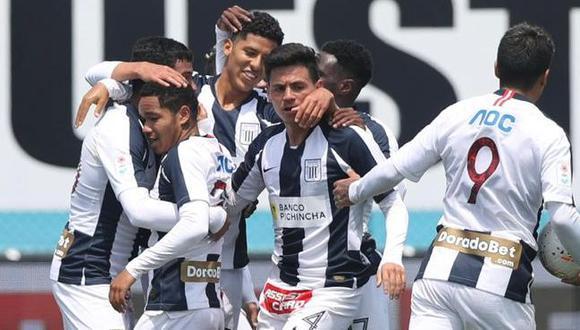Alianza Lima presentó su lista de convocados para el duelo frente a Estudiantes de Mérida. (Foto: Liga 1)