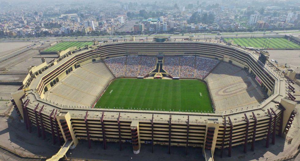 Desmienten robo de equipos en el estadio Monumental.