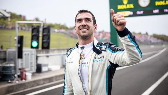 Nicholas Latifi solo ha conseguido sumar puntos en dos Grandes Premios en esta temporada de la Fórmula 1: Hungría y Bélgica. (Foto: FIA Pool Image)