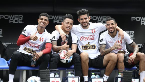 El posteo de Carlos Zambrano a horas del Perú vs. Argentina. (Foto: FPF)