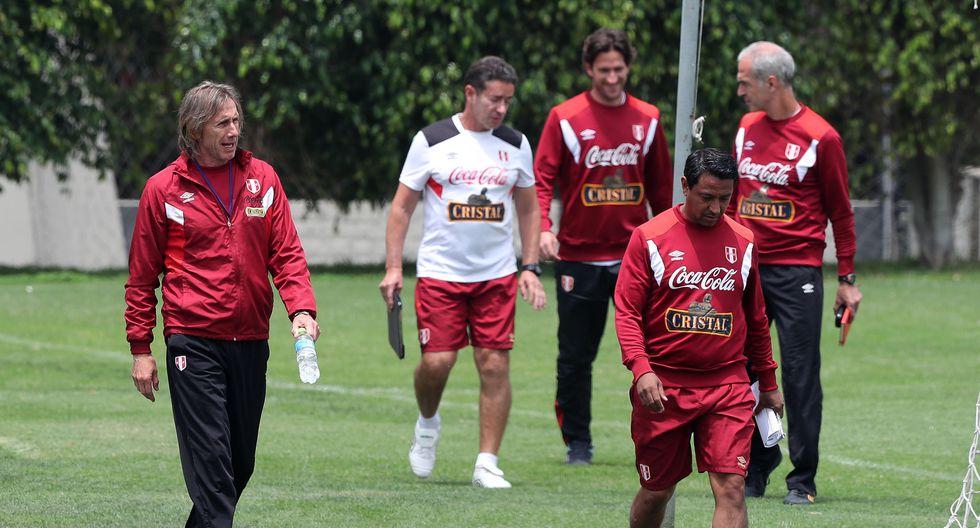 El comando técnico de la selección peruana aceptó reducir su salario en un 25% por tres meses (Foto: EFE/Ernesto Arias)