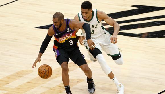 Las cuotas de DoradoBet para las Finales de la NBA entre Bucks y Suns