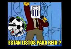 La hora del humor: los mejores memes tras la derrota de Alianza Lima ante Nacional [FOTOS]