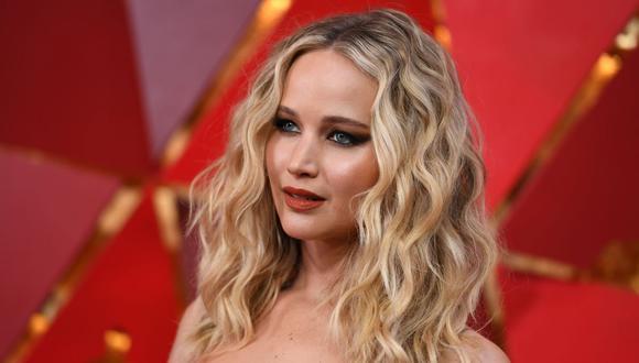 La actriz Jennifer Lawrence siempre se ha mantenido alejada de las redes sociales. (Foto: AFP).